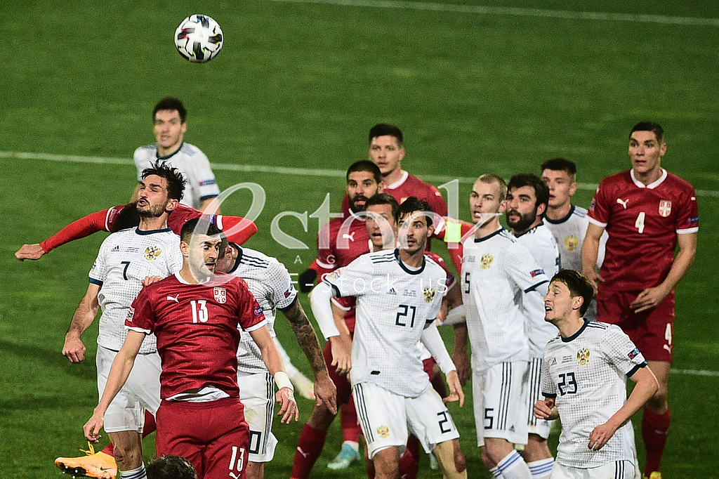 Srbija vs Rusija
