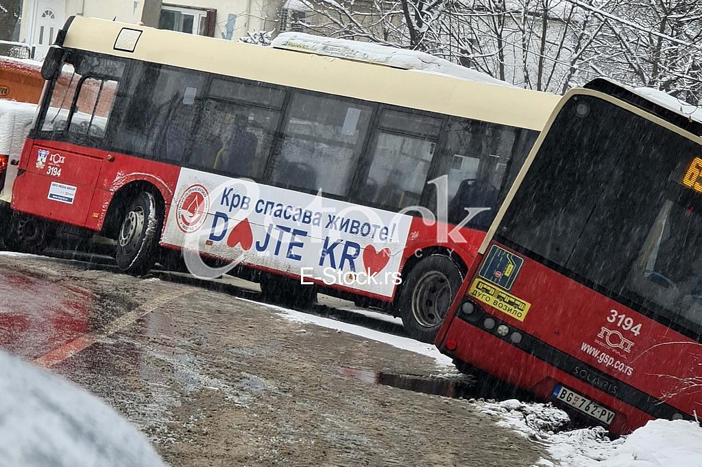 Gradski autobus linija 65