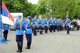 Serbian Army Day