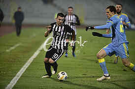 Lazar Pavlovic Partizan vs Astana
