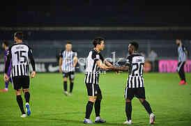 Partizan vs Javor