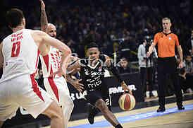 Corey Walden Filip Covic Crvena zvezda Partizan
