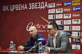 Milos Alilovic i Aleksandar Vucic