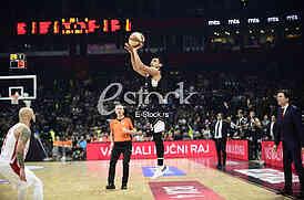 Marcus Taylor Paige Crvena zvezda Partizan
