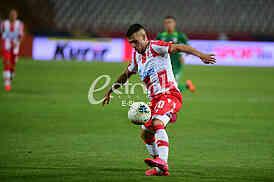 Srdjan Spiridonovic Crvena zvezda vs Novi Pazar
