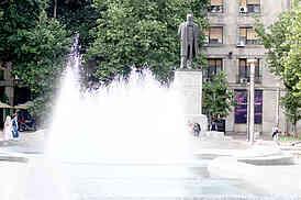 Monument of Nikola Pasic