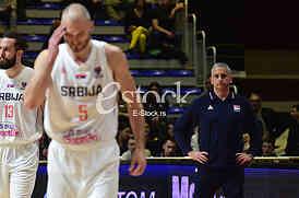 Igor Kokoskov Srbija Gruzija