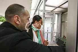 Svetlana Ceca Raznatovic dolazi na sud gde se sudi sa Jelenom Karleusom