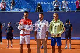 Novak Djokovic - Belgrade open