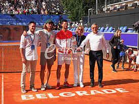 Belgrade open