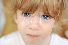 Blonde Hair Blue Eyed Girl