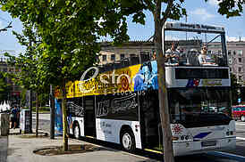 Turisticki autobus