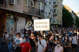 Novi Sad protest