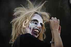 Zombie Day of walking dead