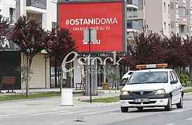 Podgorica policijski cas