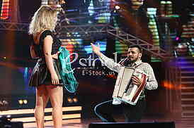 Bora Santana i Milica Kemez