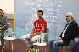 Novak Djokovic i Dusan Orlandic