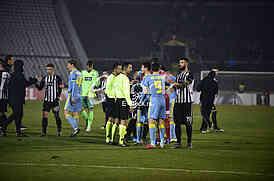 Partizan vs Astana