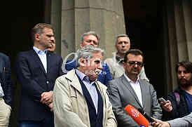 Borko Stefanovic, Bosko Obradovic, Slobodan Samardzic, Janko Veselinovic