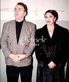 Arkan Željko Ražnatović i Svetlana Ceca Ražnatović