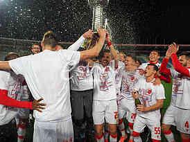 Crvena zvezda proslava titule